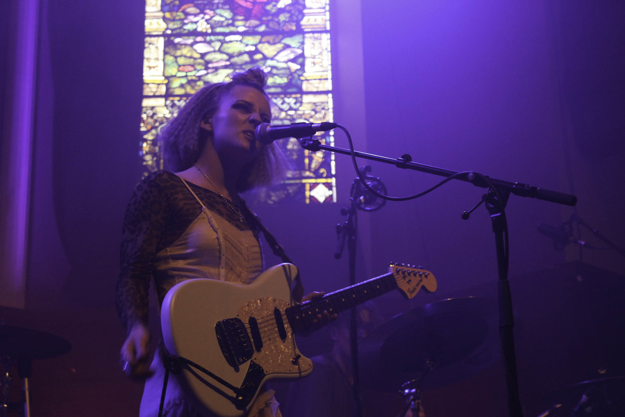 Thyla supporting RBCF live at St Luke's (Glw), 15 July