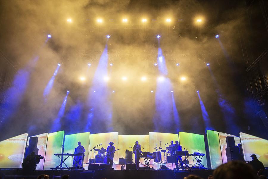 Hot Chip @ Bilbao BBK Live 2019