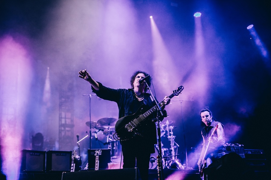 The Cure at NOS Alive 2019, Lisbon, Portugal, 11 Jul