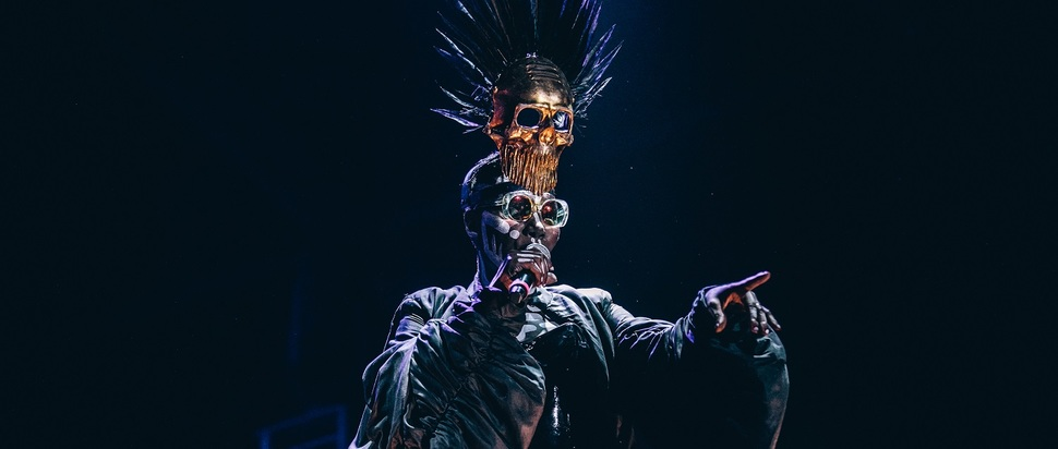 Grace Jones at NOS Alive 2019, Lisbon, Portugal, 12 Jul