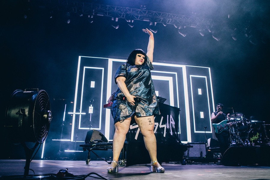 Gossip at NOS Alive 2019, Lisbon, Portugal, 12 Jul
