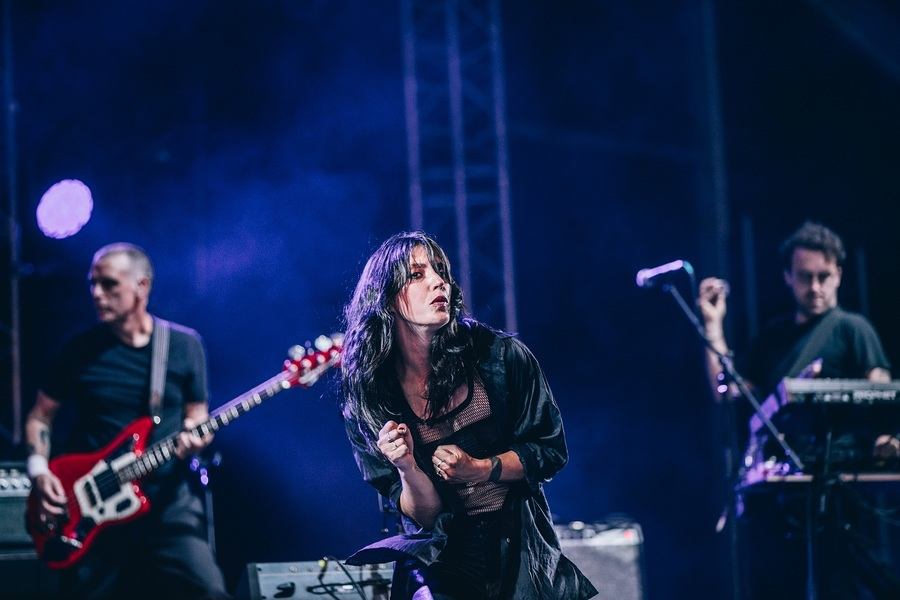 Sharon Van Etten at NOS Alive 2019, Lisbon, Portugal, 11 Jul