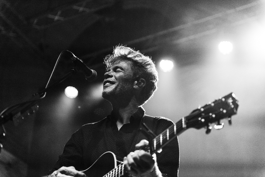Josh Ritter live at Queen's Hall (Ed), 25 Jul