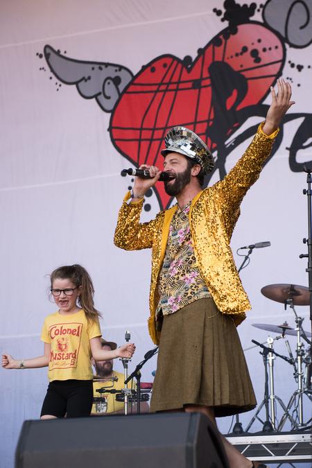 Colonel Mustard live at Belladrum 2019