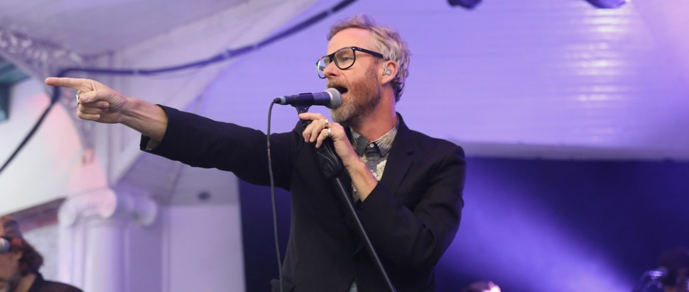 The National live at Kelvingrove Bandstand, Glasgow, 6 Aug