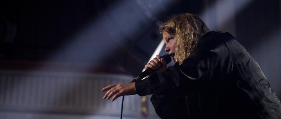 Kate Tempest live at Leith Theatre, Edinburgh, 9 Aug