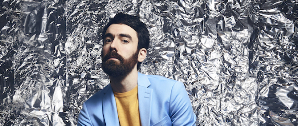 Adam Hess: My Grandad Has A Fringe @ Pleasance Courtyard