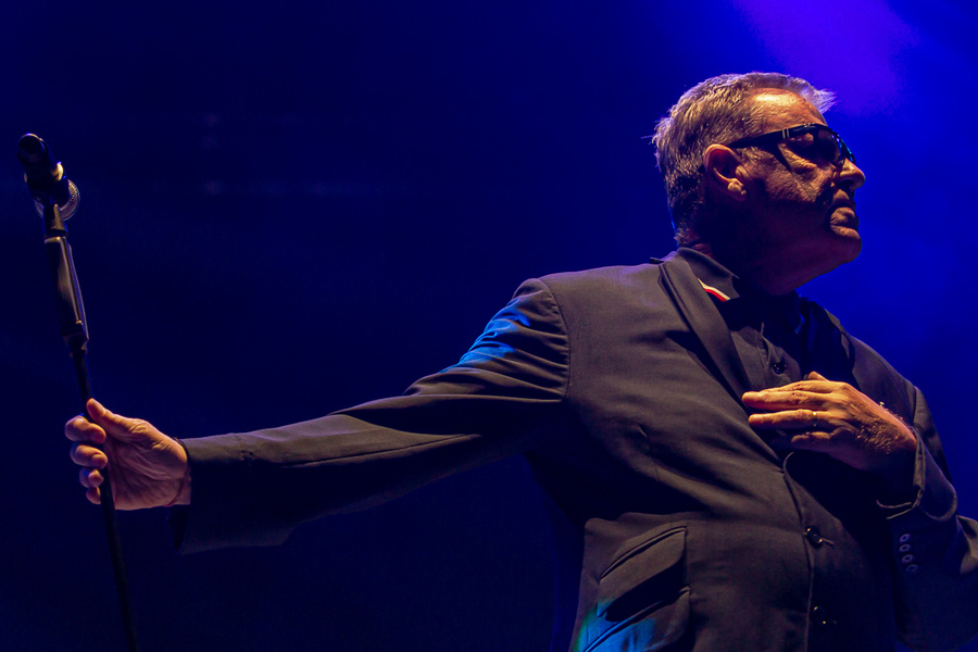 Madness live @ Princes Street Gardens, Edinburgh, 18 Aug