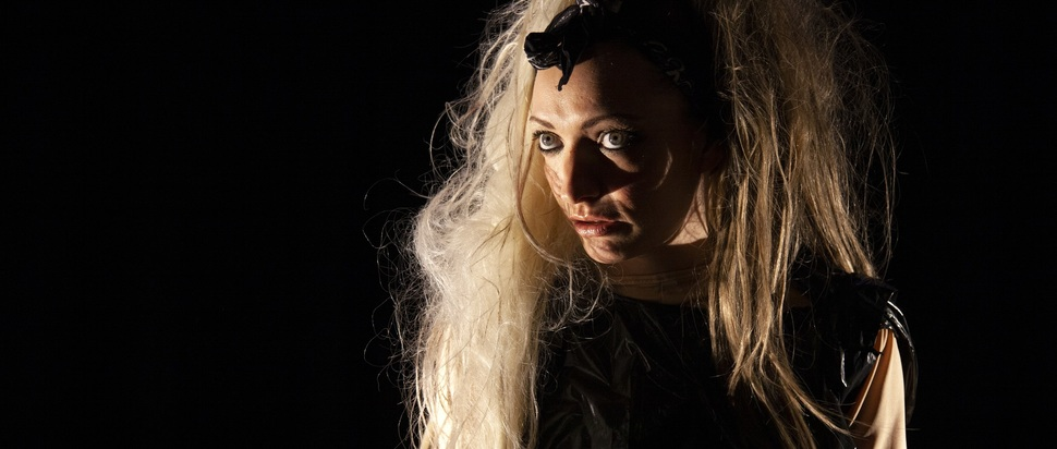 Lucy McCormick @ Pleasance Courtyard