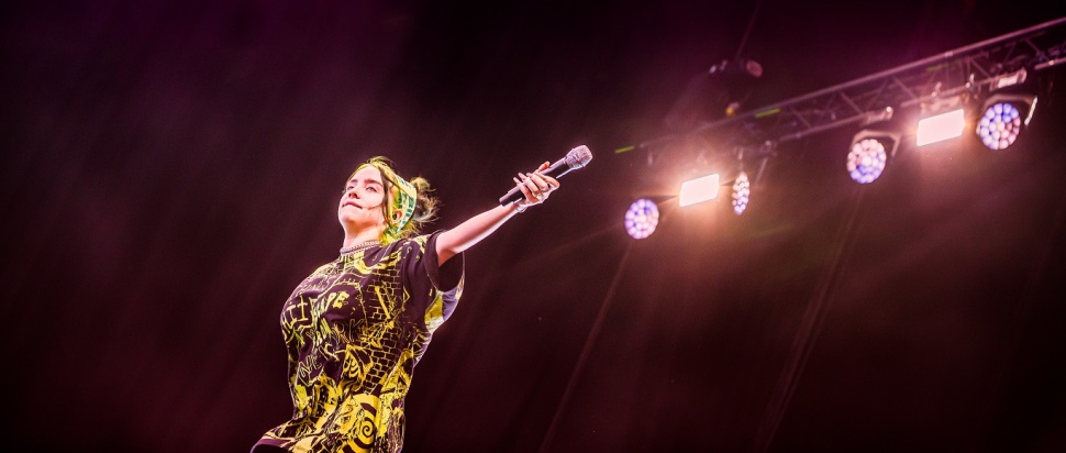 Billie Eilish at Lowlands Festival 2019