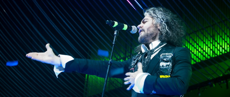 The Flaming Lips live at Usher Hall, Edinburgh, 5 Sep