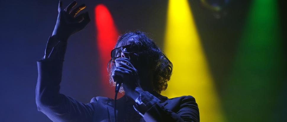 JARV IS... live at Leith Theatre, Edinburgh, 22 Aug