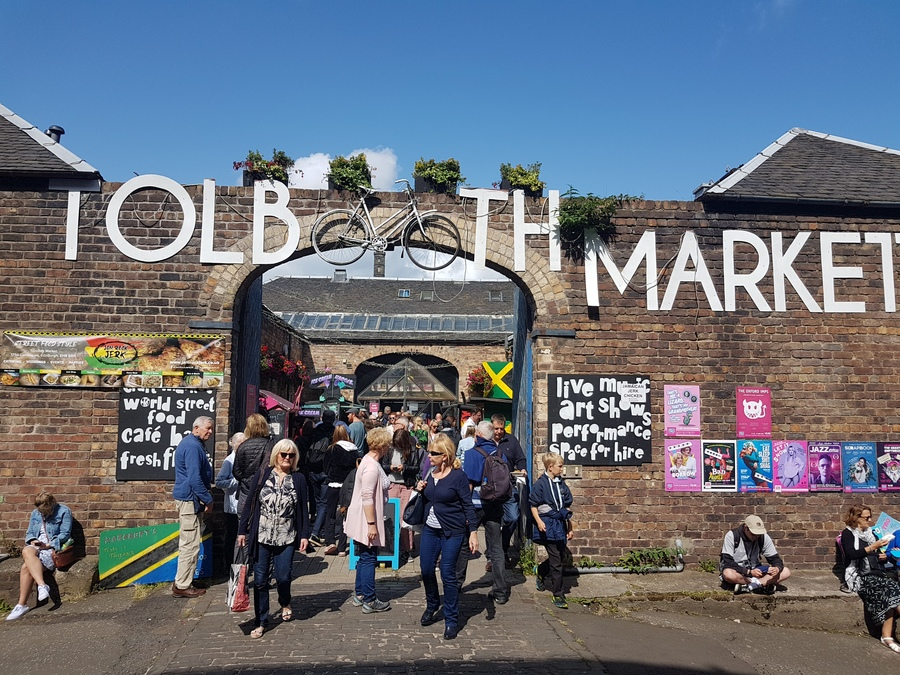 Old Tolbooth Market