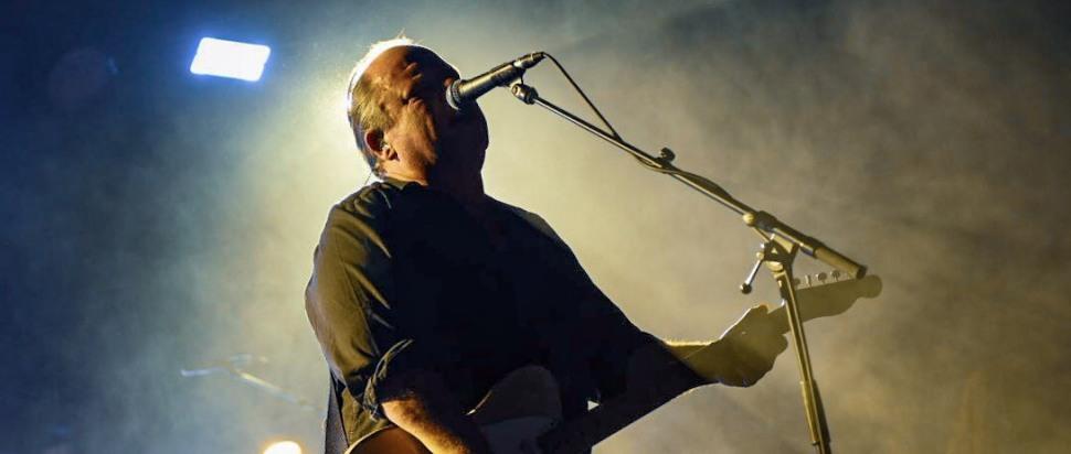 Pixies live at Usher Hall, Edinburgh, 23 Sep