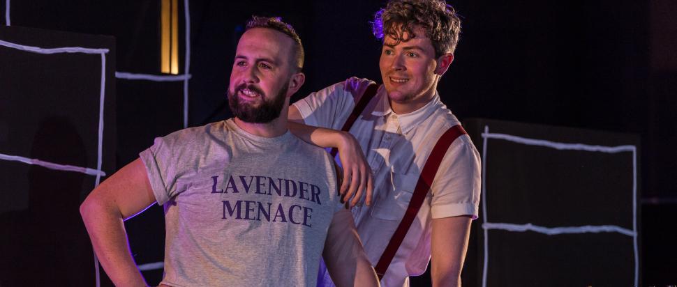 Love Song to Lavender Menace @ The Lyceum, Edinburgh