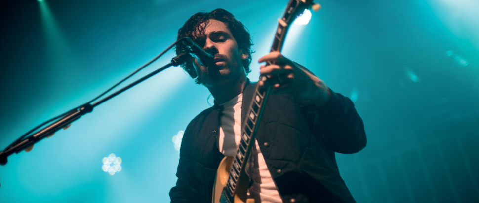 Local Natives live at Summerhall, Edinburgh, 14 Oct