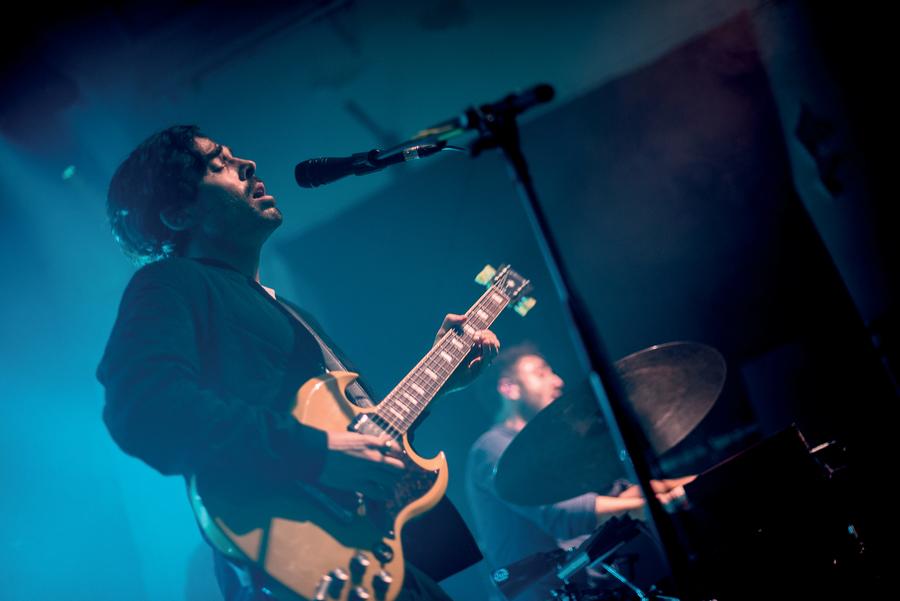 Local Natives live at Summerhall, Edinburgh, 14 Oct