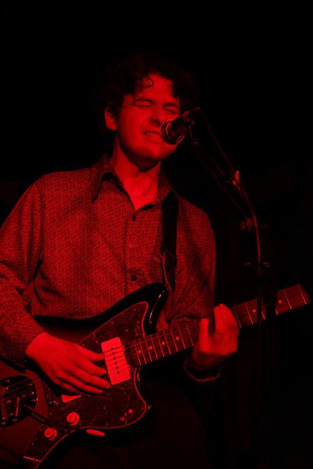 Jerkcurb live at Hug & Pint, Glasgow, 15 Oct