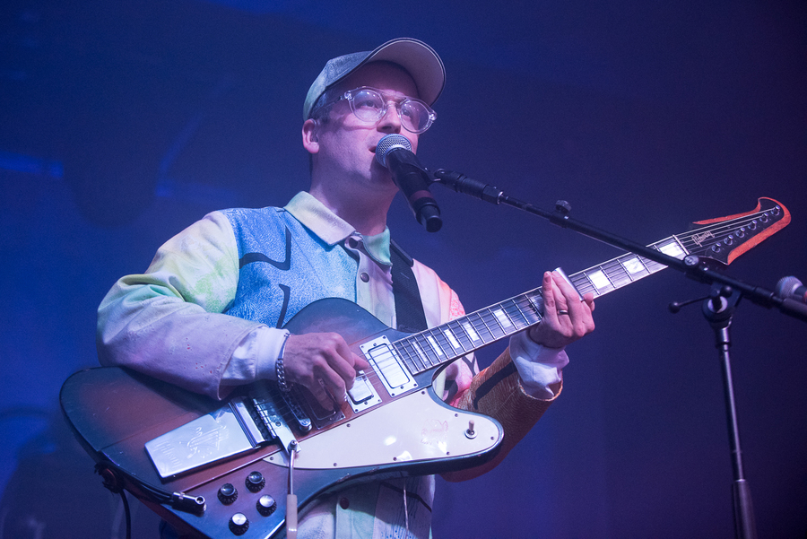 Hot Chip live at Barrowlands, Glasgow, 19 Oct