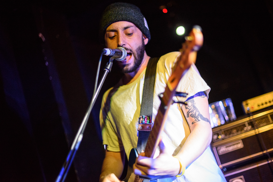 Oso Oso live at The Hug & Pint, Glasgow, 20 Oct