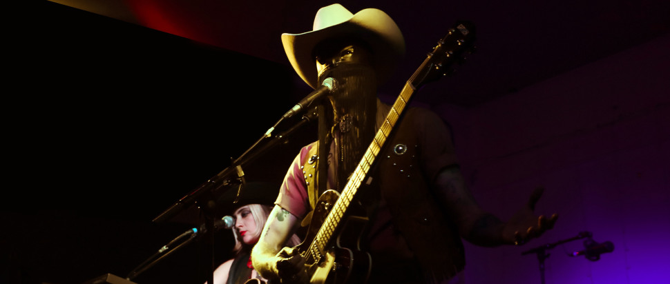 Orville Peck live at Mono, 23 Oct