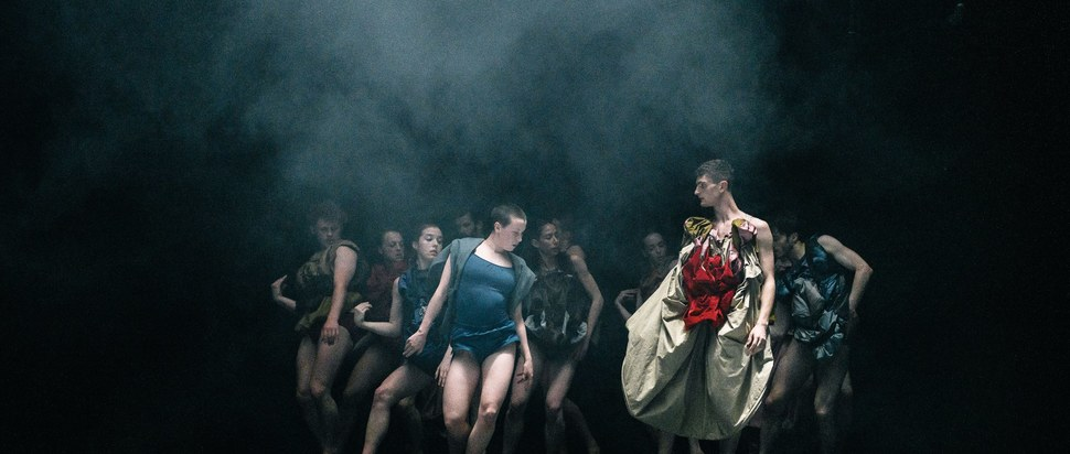 Dance International Glasgow: The Circle @ Tramway, Glasgow