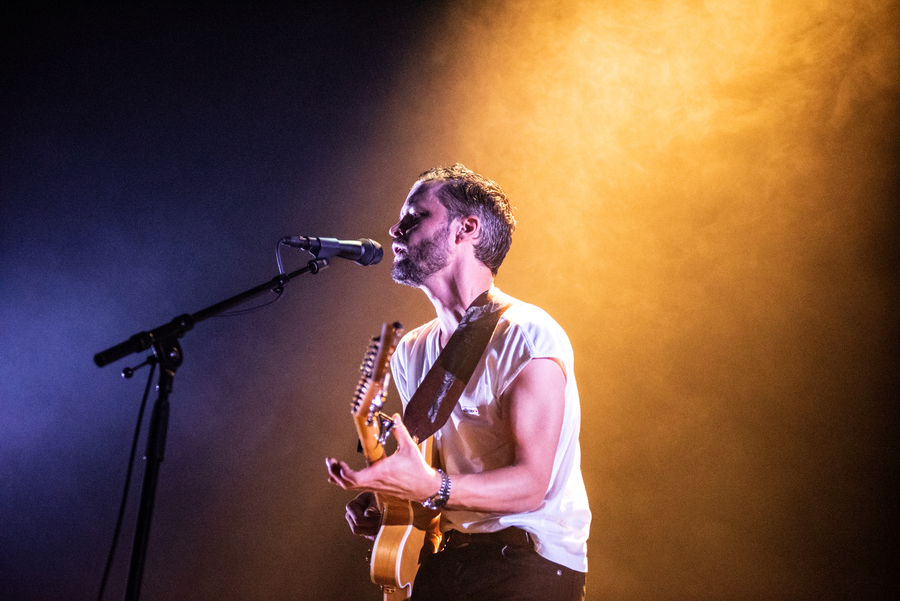 The Tallest Man on Earth live at Usher Hall (Ed), 3 Nov