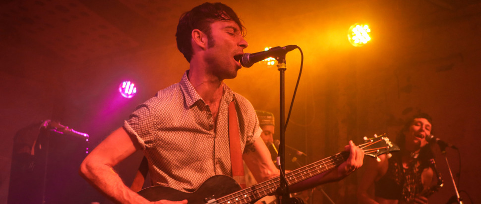 Black Lips live at Stereo, Glasgow, 12 Nov