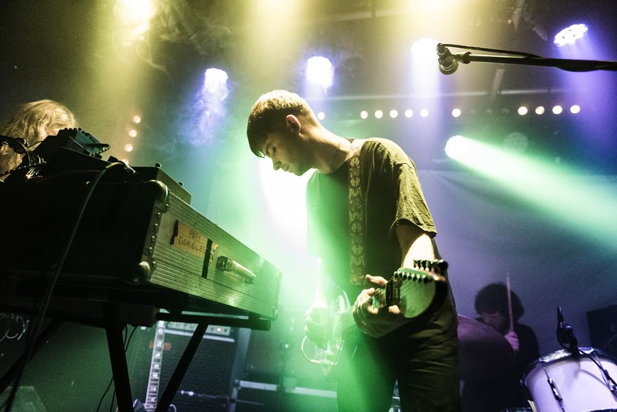 Domiciles live at Sneaky Pete's, Edinburgh, 13 Nov