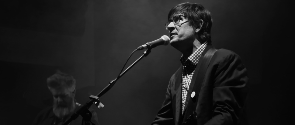 The Mountain Goats live at St Luke's, Glasgow, 18 Nov