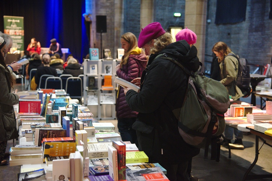 Edinburgh's Radical Book Fair