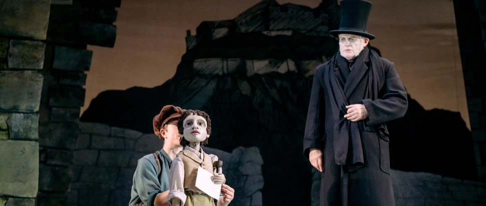 An Edinburgh Christmas Carol @ The Lyceum, Edinburgh