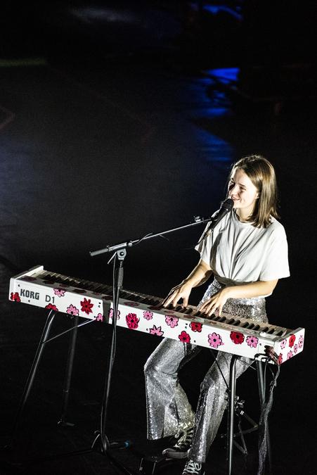 Sigrid live at Usher Hall, Edinburgh, 26 Nov