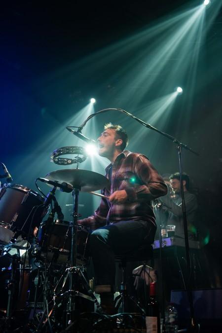 Whitney live at QMU, Glasgow, 27 Nov
