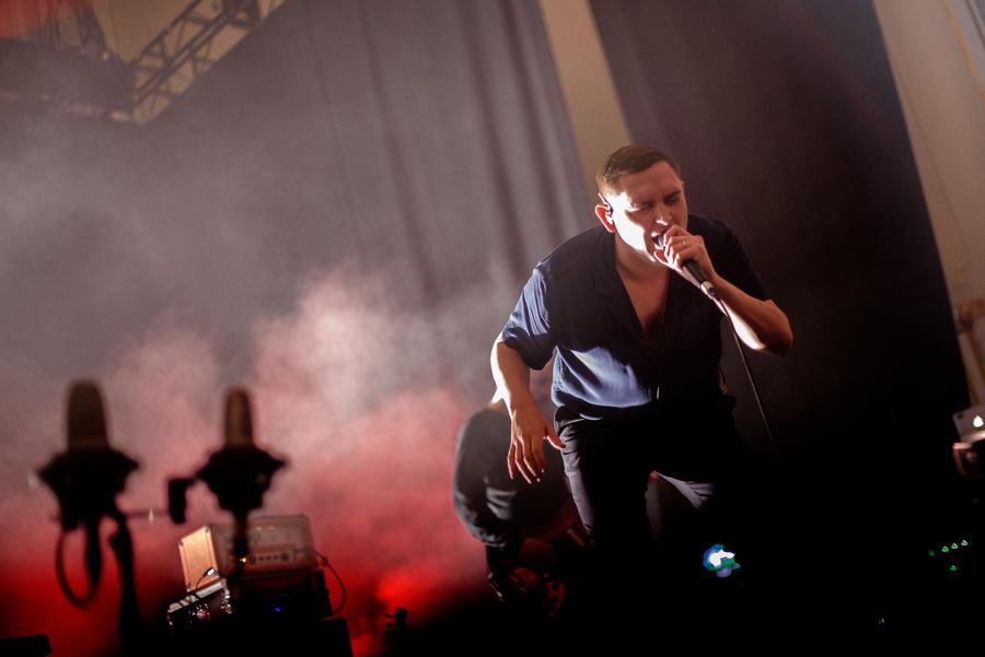 The Twilight Sad live at Usher Hall, Edinburgh, 30 Nov