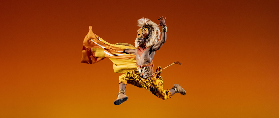 The Lion King @ Edinburgh Playhouse
