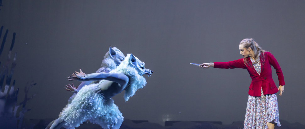 The Snow Queen @ Festival Theatre, Edinburgh