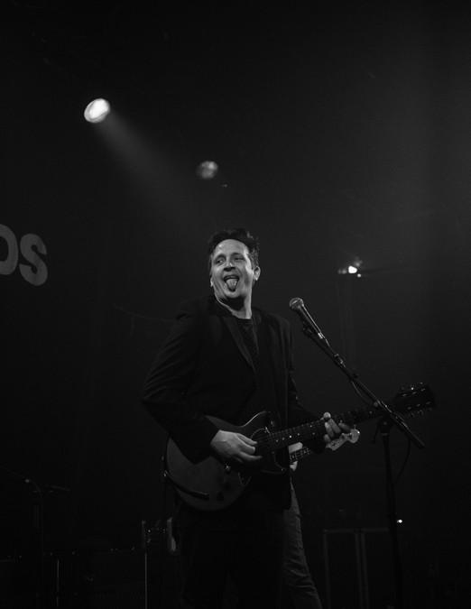 The Futureheads live at QMU, Glasgow, 14 Dec