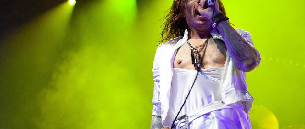 The Darkness @ O2 Academy, Glasgow, 15 Dec