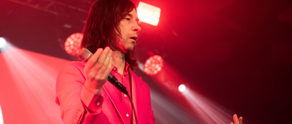 Primal Scream live at Barrowlands, Glasgow, 17 Dec
