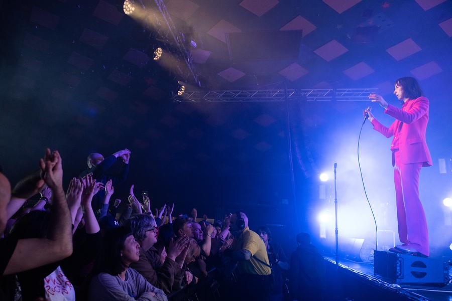 Primal Scream live at Barrowlands, Glasgow, 17 Dec