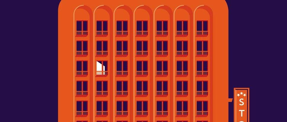 Hotel du Jack by Dan Brotzel