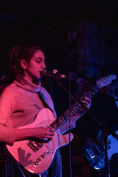 Common Holly live at Hug & Pint, Glasgow, 19 Jan