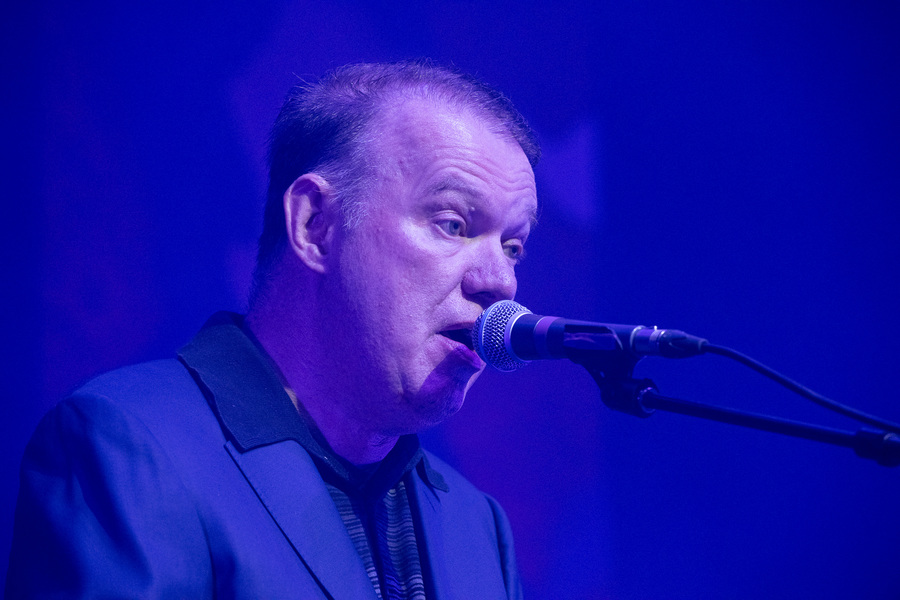 Edwyn Collins live at Assembly Rooms, Edinburgh, 23 Jan