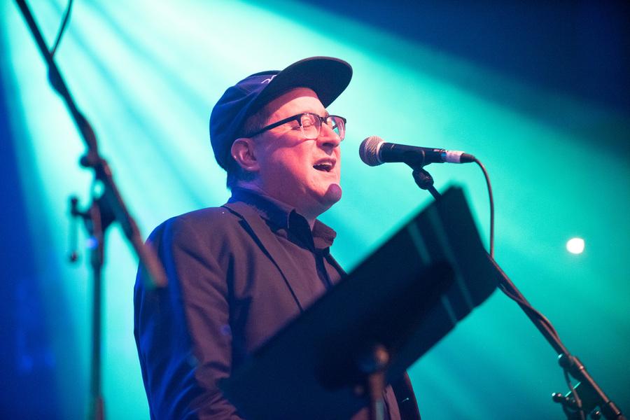 Craig Finn live at Roaming Roots Revue, Old Fruitmarket, Glasgow, 27 Jan