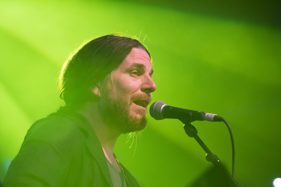 Jonathan Wilson live at Roaming Roots Revue, Old Fruitmarket, Glasgow, 27 Jan