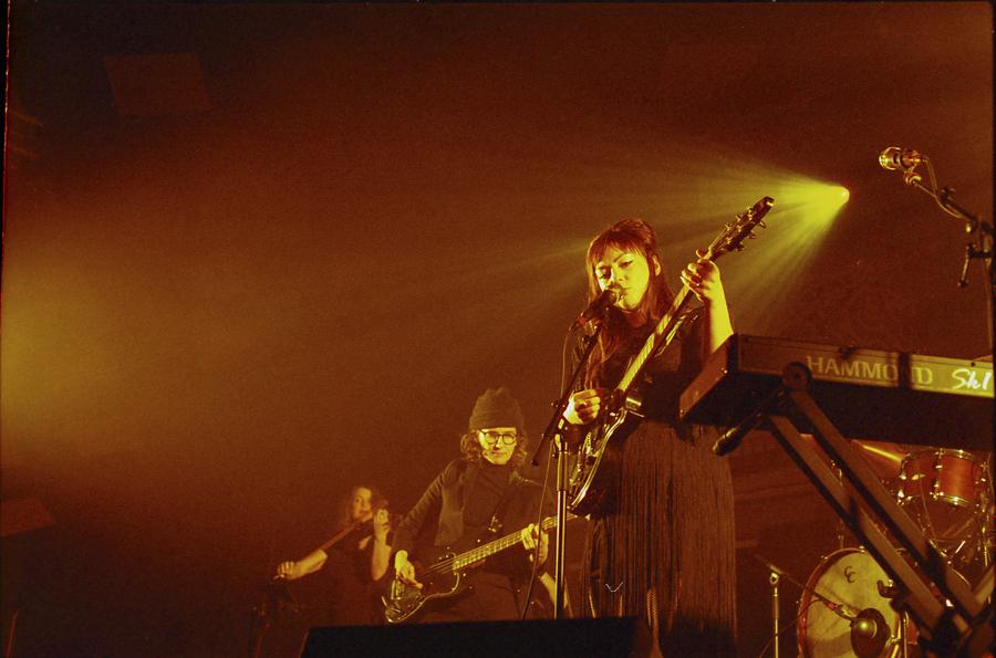 Angel Olsen live at Barrowlands, Glasgow, 14 Feb