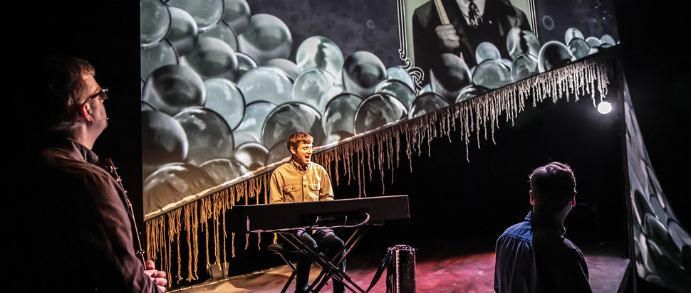The Ballad of Johnny Longstaff @ Traverse Theatre, Edinburgh