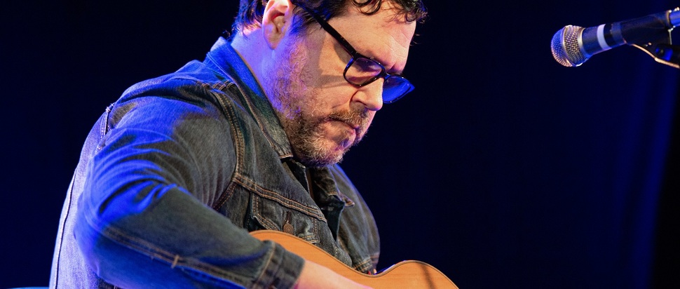 Damien Jurado live at Oran Mor, Glasgow, 26 Feb