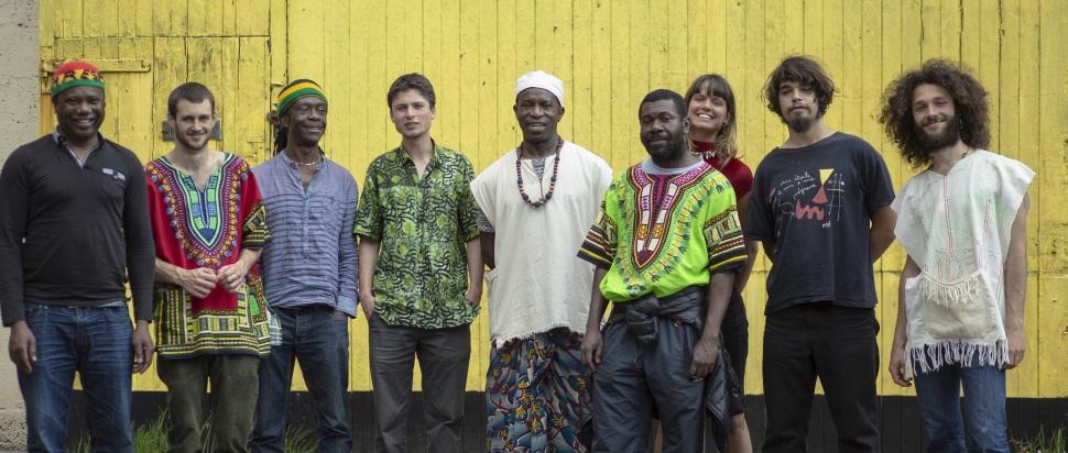 Glasgow African Balafon Orchestra